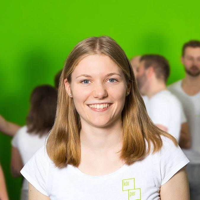 Portrait Diane Tölle